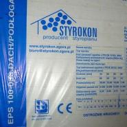 Styropian EPS 100-038 Dach/Podłoga