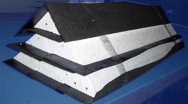 kliny dachowe styropianowe